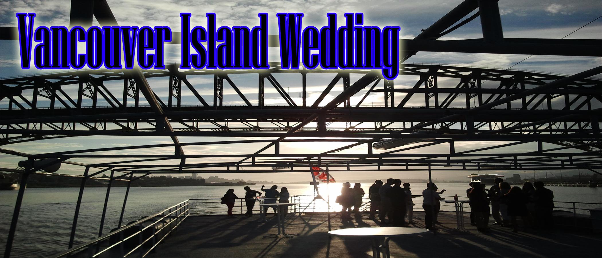 Wedding Dj Vancouver Island