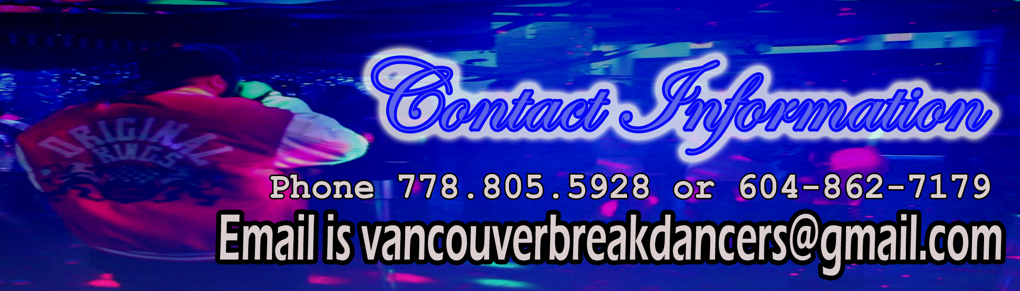 Vancouverbreakdancer Weddings Events Entertainment Services